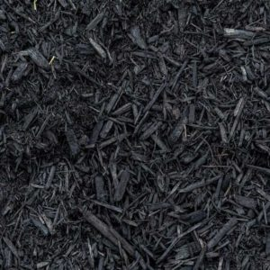 Double Shredded Black Mulch